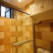 简欧风格卫生间瓷砖设计