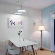 欧式90平米房子餐桌设计