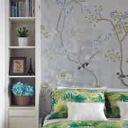 90平米客厅沙发背景墙设计