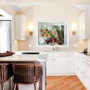 厨房窗户装饰欣赏
