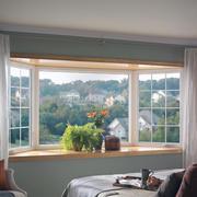 小户型卧室窗户造型