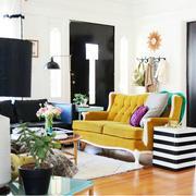现代时尚的沙发造型图