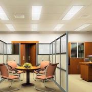 现代简约风格办公楼休息室装饰