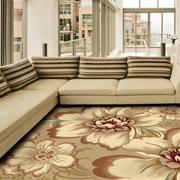 温暖地毯花纹展示