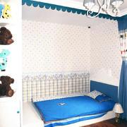 超级简约的儿童床设计
