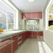 大户型厨房橱柜