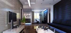 壮丽型120平米房子装修效果图