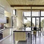 欧式创意风格厨房设计