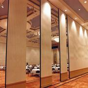 大型酒店移动隔断装饰