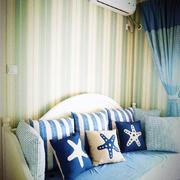 90平米清新卧室沙发设计