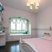 唯美色调的卧室设计