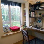 大户型书房窗户设计