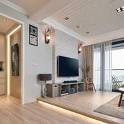 92平米家居简约化现代设计