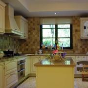 别墅欧式简约风格厨房