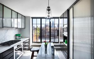 欧式90平米超小型复式房屋装修效果图
