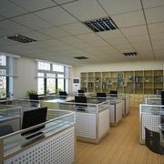 现代简约风格办公室吊顶设计