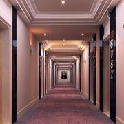 后现代风格经典走廊吊顶装饰