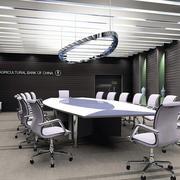 小型办公室会议室设计