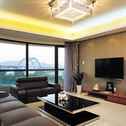 完美客厅飘窗设计图