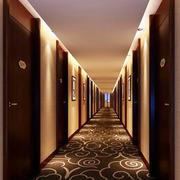 酒店现代化简约走廊吊顶