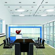 后现代风格办公楼吊顶效果图
