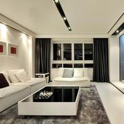 时尚客厅地毯欣赏