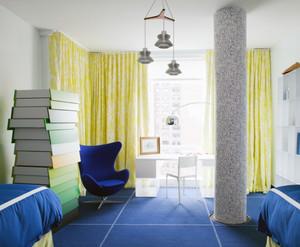 现代时尚的书房设计