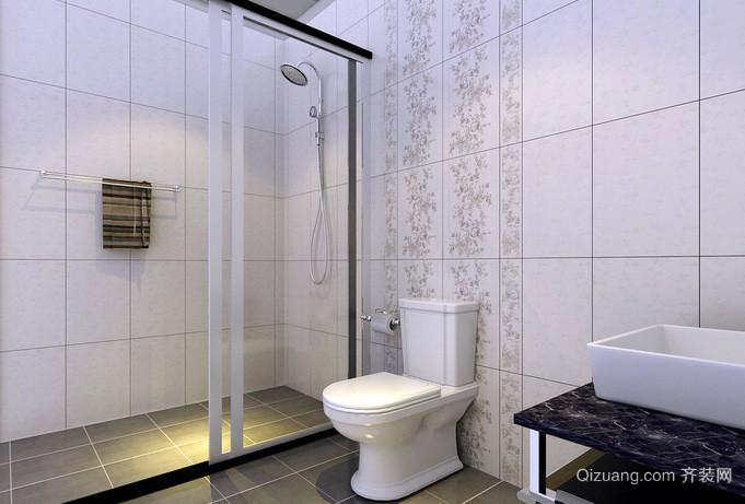 意想不到的新颖系列厕所装修效果图
