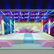 大型演唱会舞台装饰