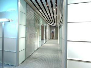 大型酒店移动隔断墙装修效果图