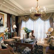 精美美式家庭窗户设计