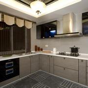 大户型实用的厨房