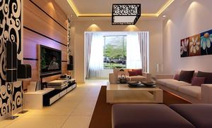 小户型宜家风格室内装潢设计效果图