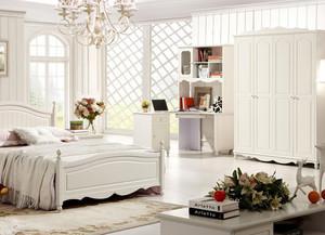 各种样式卧室原木家具装修效果图设计