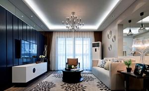 92平米家居简约化典雅设计