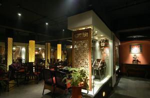 净化心灵:安静型茶馆装修设计效果图