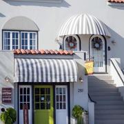 小户型北欧风格房屋外观图