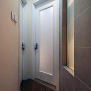 欧式别墅白色卧室门