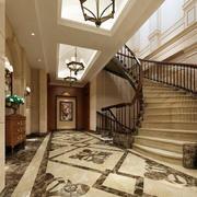 豪气奢华的楼梯