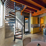 楼梯造型吊顶图