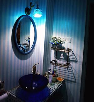 绿色清新三居室室内装修设计效果图大全