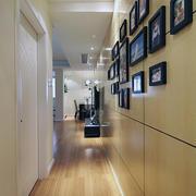 复式楼精致木地板设计