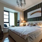 房屋卧室飘窗设计
