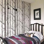 房屋卧室壁纸欣赏