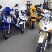 摩托车店面地面图片