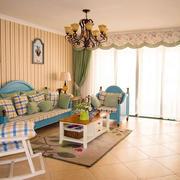 室内客厅清新装饰