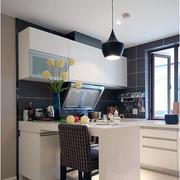 厨房飘窗造型图