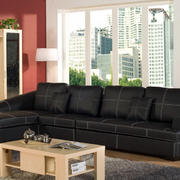 沉稳型沙发设计图片