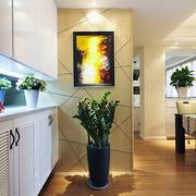 现代化简约优雅客厅设计