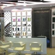 发廊吧台置物柜设计